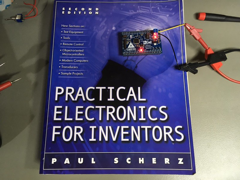 Practical Electronics For Inventors.